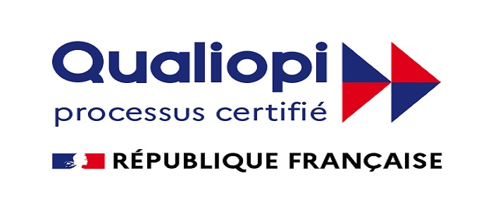 Certification QUALIOPI en tant qu'organisme de formation