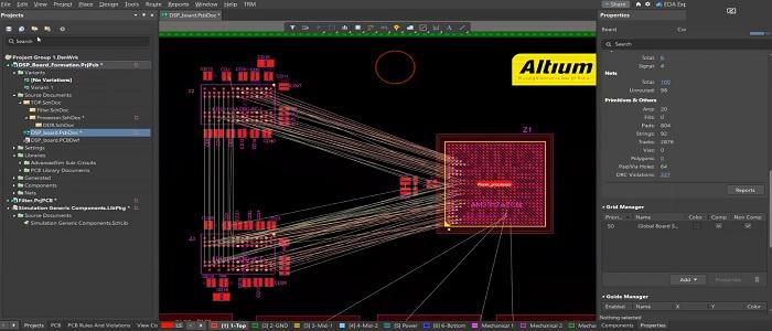 Altium Designer  – Techniques et Astuces